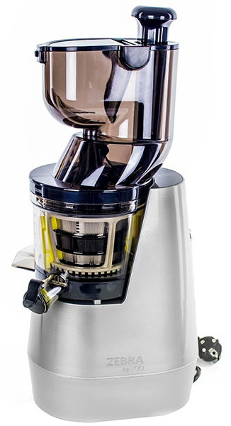 Zoo Health Appliance Zebra Whole Slow Juicer