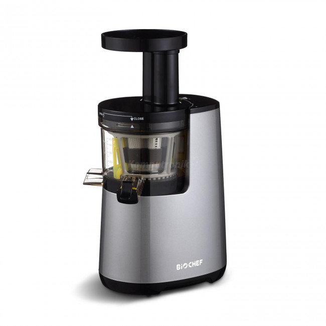 BioChef Atlas Slow Juicer srebrny