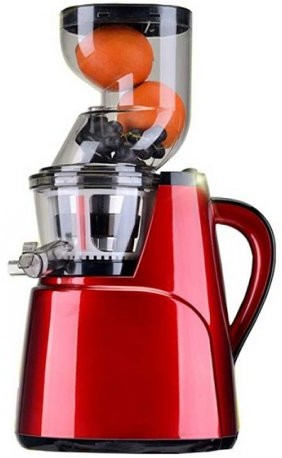 The Original Whole Slow Juicer Red